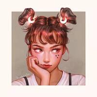 超级萌萌哒可爱卡通静物图片