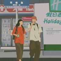 穆菲菲日本旅拍