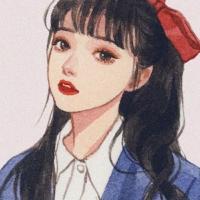 花草唯美淡雅水墨画
