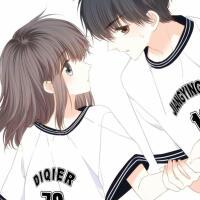 宫崎骏动漫美少女头像插画,轻松脱俗的动漫女生头像森系8